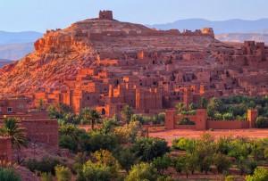 Kasbah Ait-Benhaddou Morocco