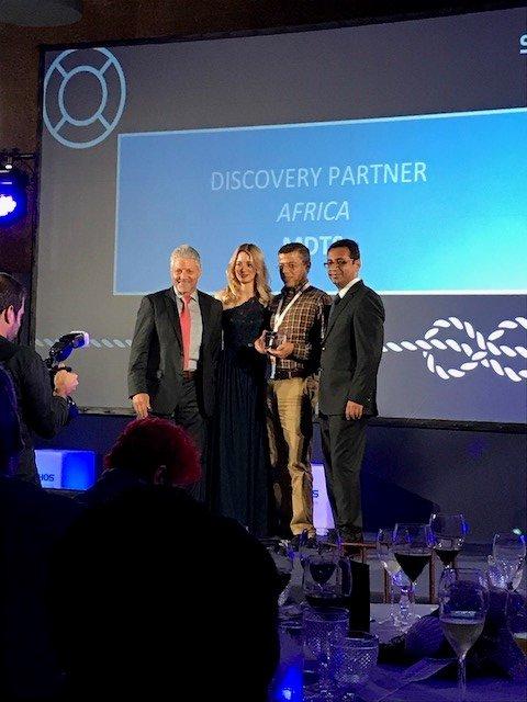 Sophos Award MTDS