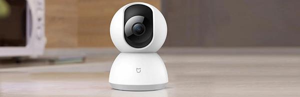 Caméra de surveillance 360°